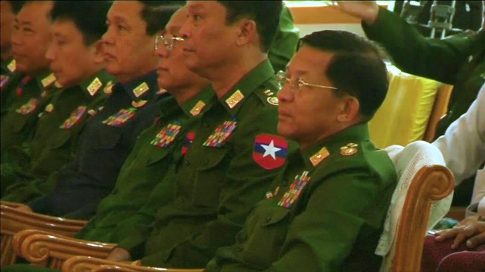 H5 burma generals
