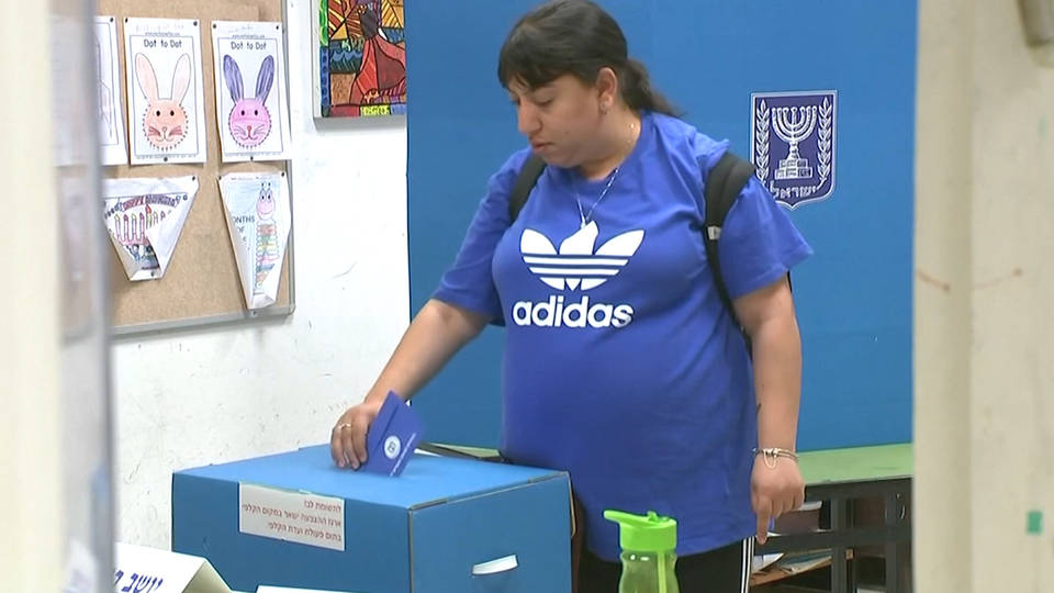 H5 israelis voting election