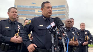 H12 houston police chief art acevedo republicans mitch mcconnell nra loyalty