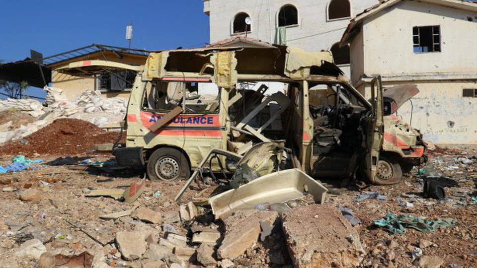H15 syria bombing