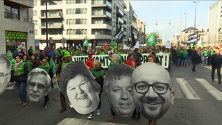 H11 brussels anti austerity