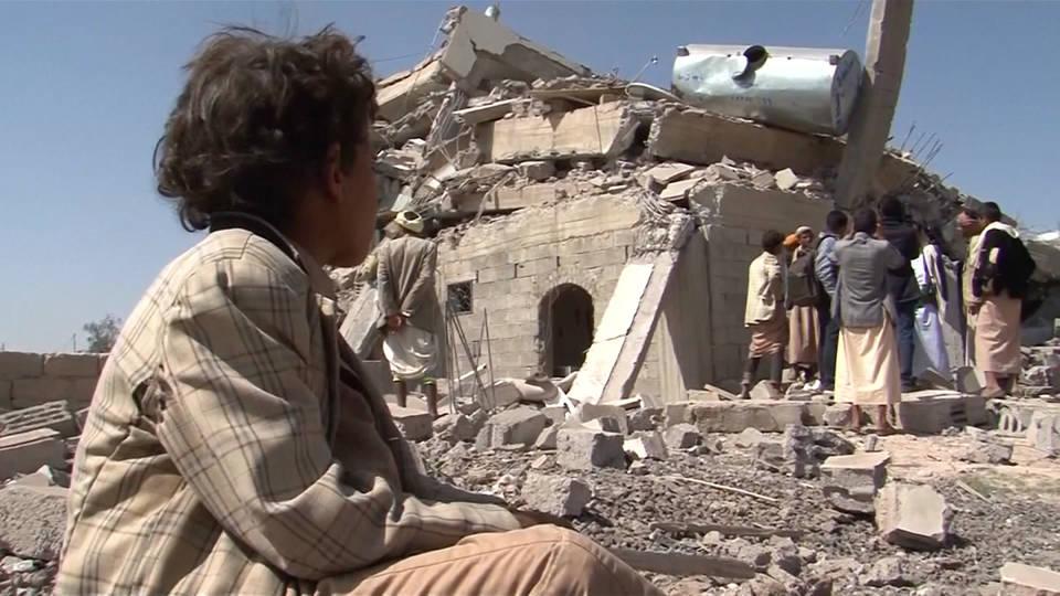 H2 yemen airstrike