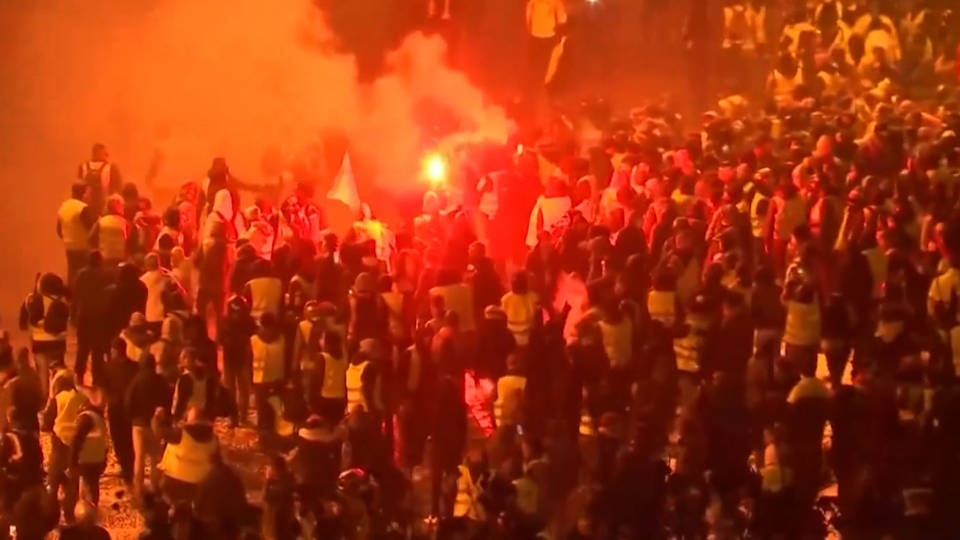 H5 france protests