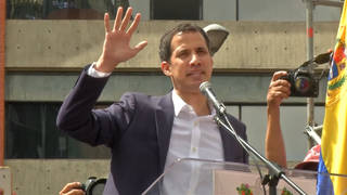 H1 juan guaido venezuela lima group president