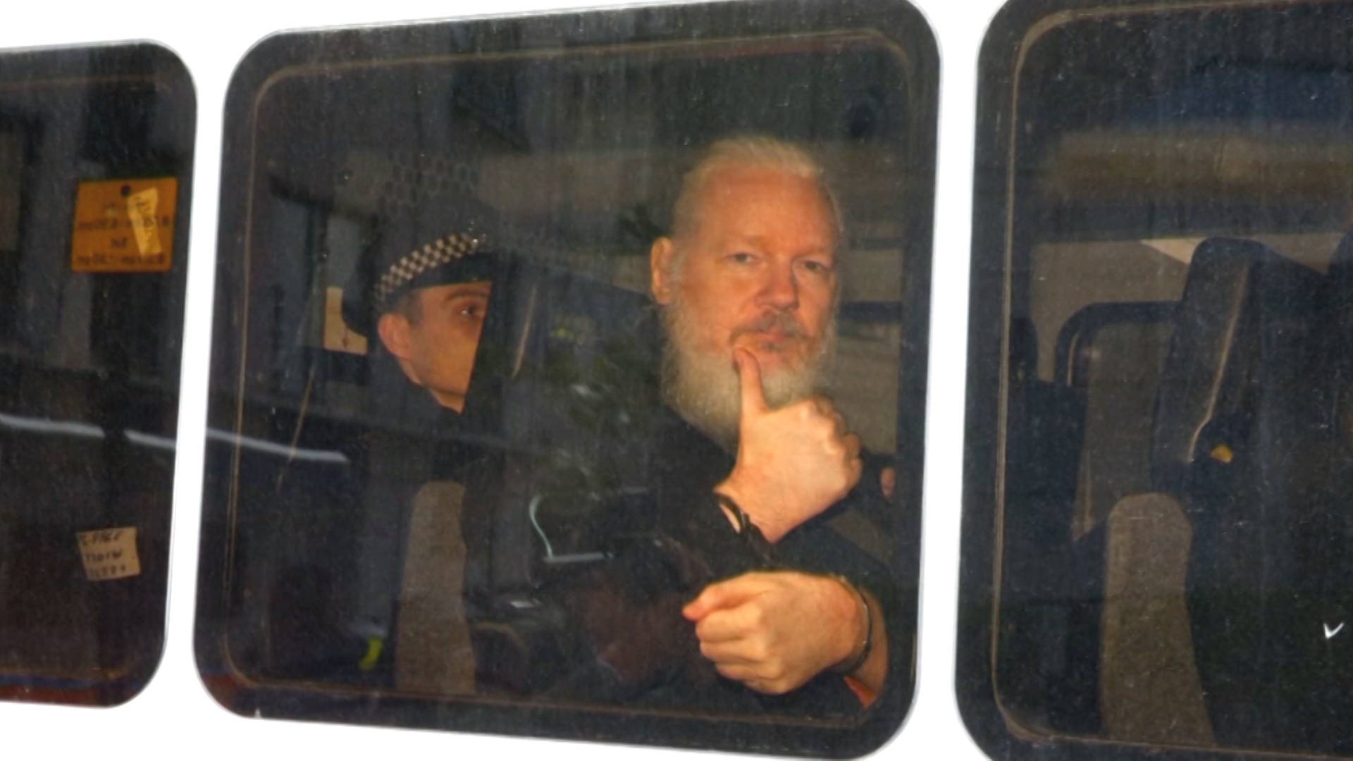 Sweden Requests Detention of Assange as WikiLeaks Accuses U.S. of Illegally Seizing His Property
