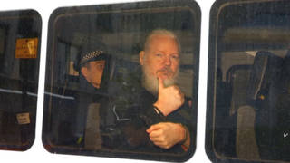 H3 sweden assange detention wikileaks rape charges