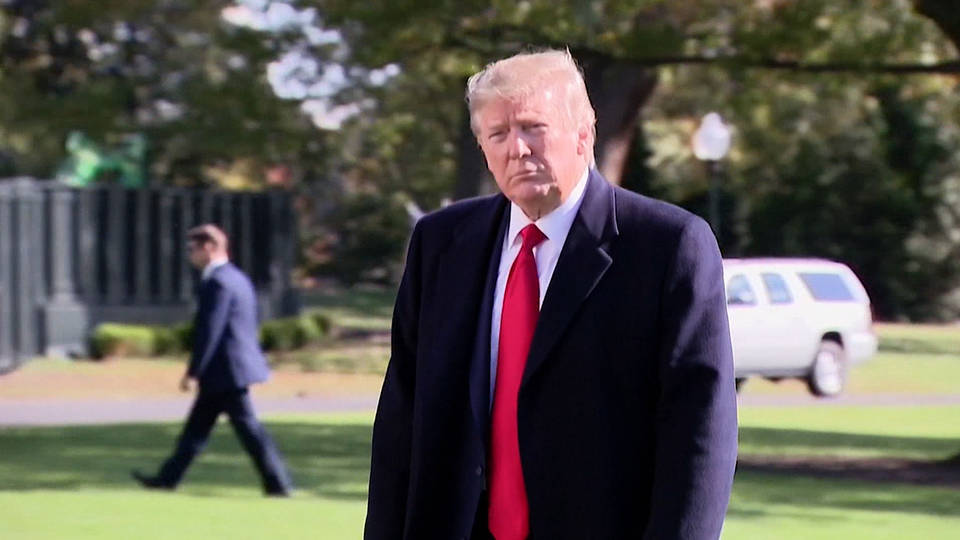 H1 trump impeachment four white house officials refuse testify ukraine