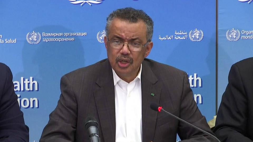 H2 world health organization declares international public health emergency