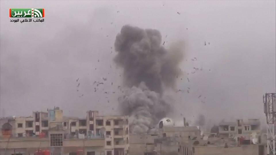 H08 syria blast