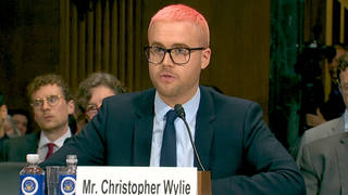 H12 cambridge analytica testimony