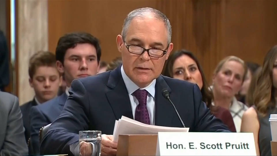 H9 pruitt aides resign