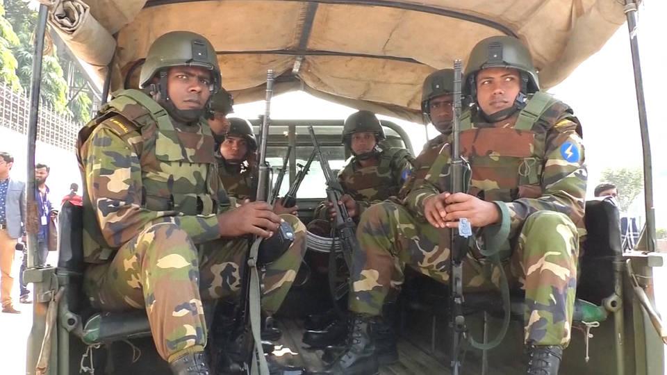 H12 bangladesh military