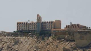 H8 pakistan attack on hotel gwadar