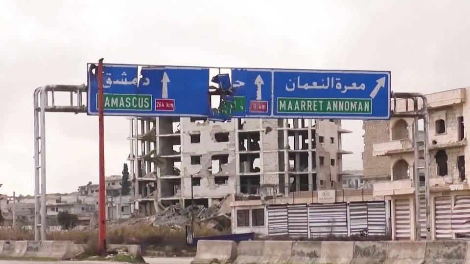 H3 us special envoy warns international crisis idlib syria