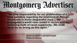H12 montgomery advertiser apology