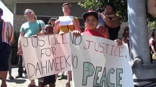 H12 justice for dahmeek