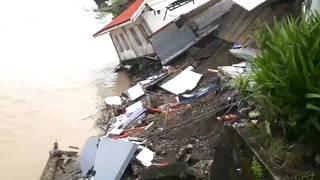 H13 philippines landslide