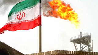H2 trump administration unilateral sanctions iran oil