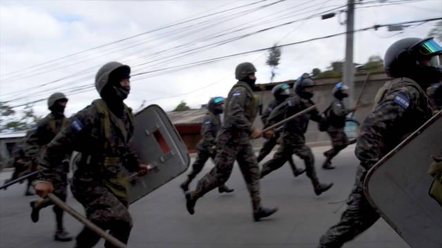 h07 honduras protests