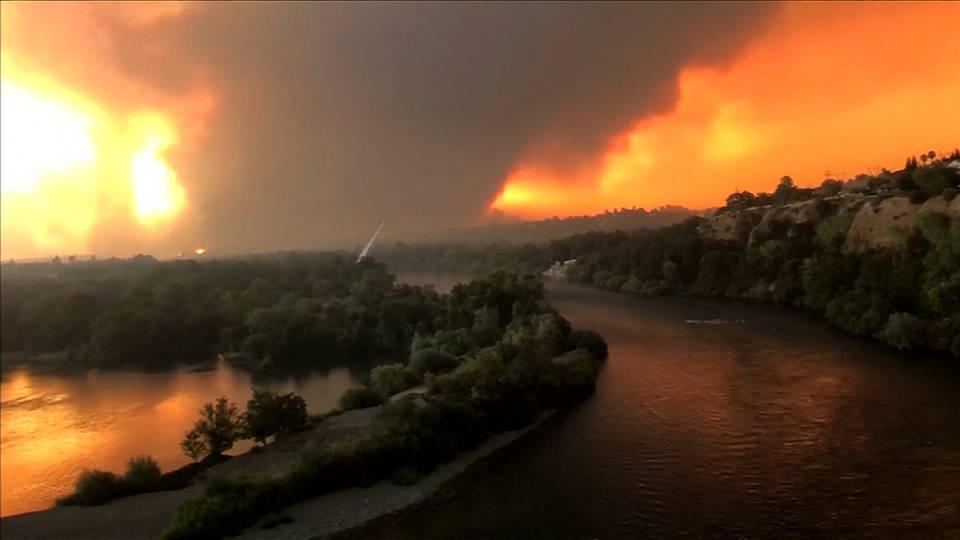 H11 california wildfires