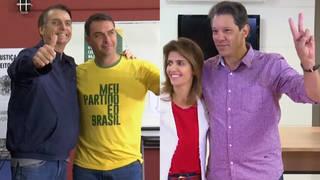 H7 haddad bolsonaro split