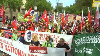 H6 european parliament election protesters germany france yellow vest protests