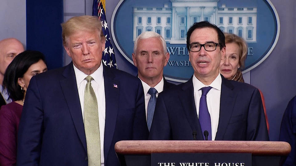 H5 trump admin pushes econmic stimulus package worth over 1 trillion dollars