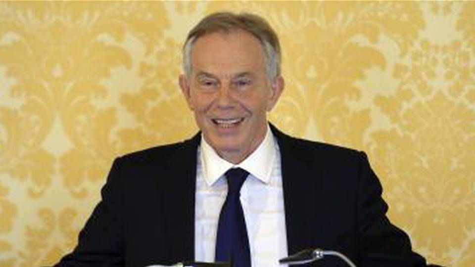 Hdlns tony blair