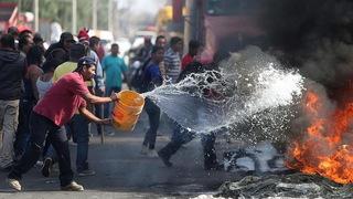 H16 mexico gas protest