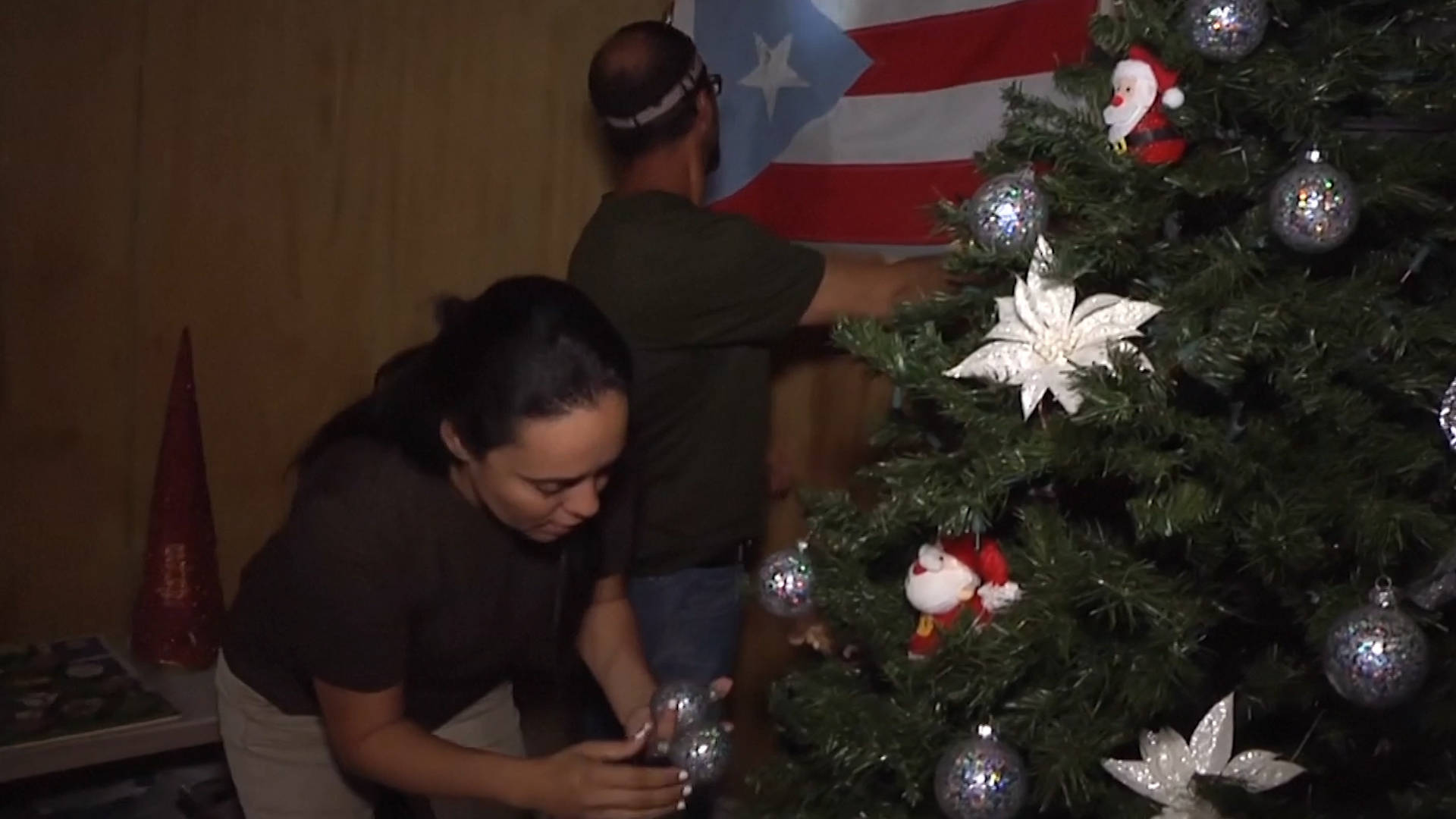 much of puerto rico will celebrate christmas in the dark without electricity democracy now - Puerto Rico Christmas