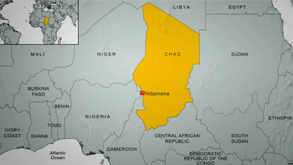 H13 chad travel ban lifted