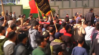 H15 gaza protest