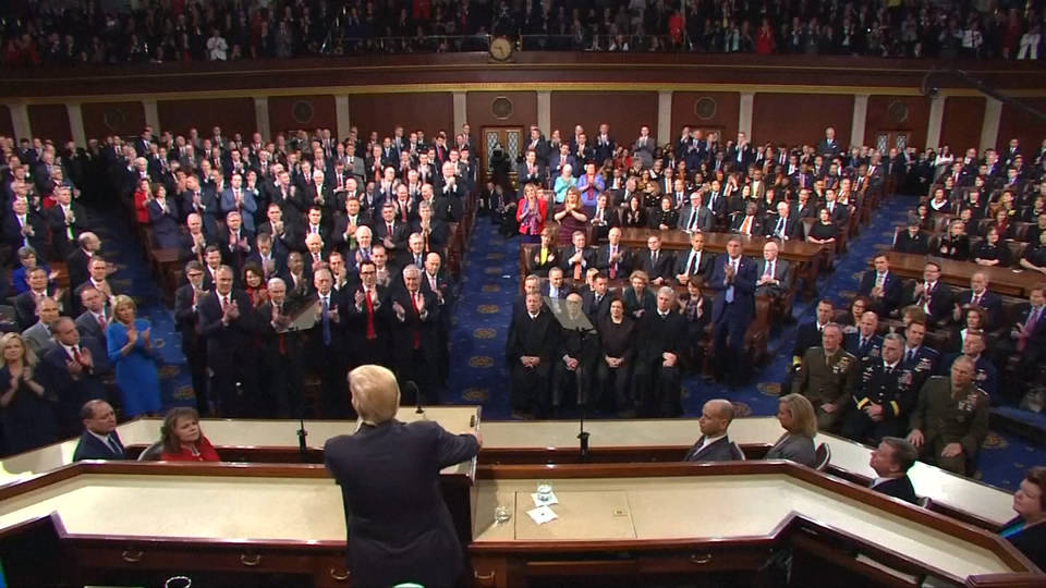 H5 trump state of the union