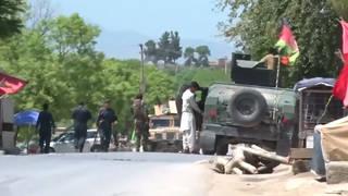 H9 afghanistan taliban raid police headquarters baghlan attack