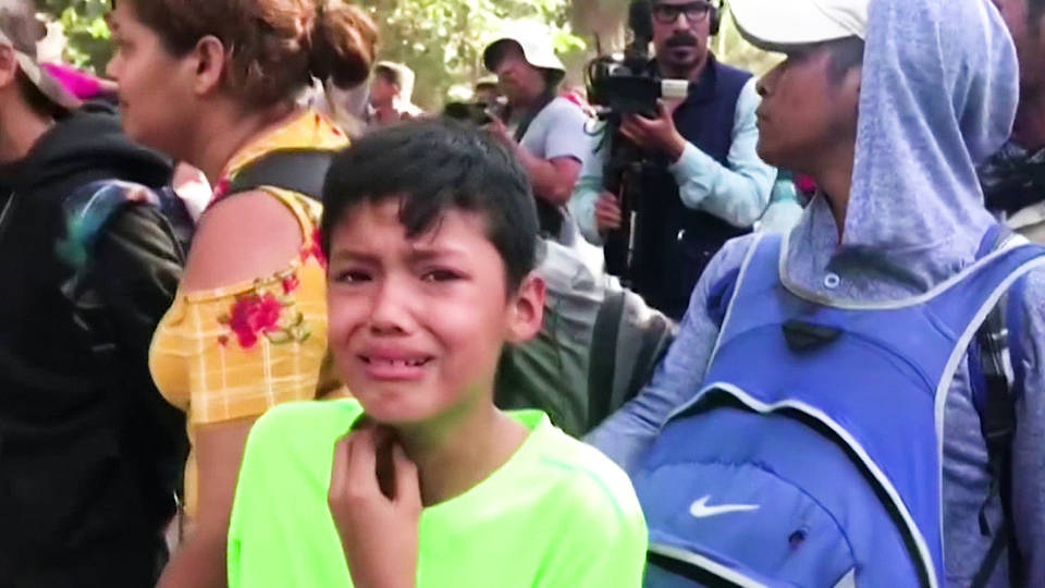 H6 human rights groups condemn mexico crackdown central american migrants