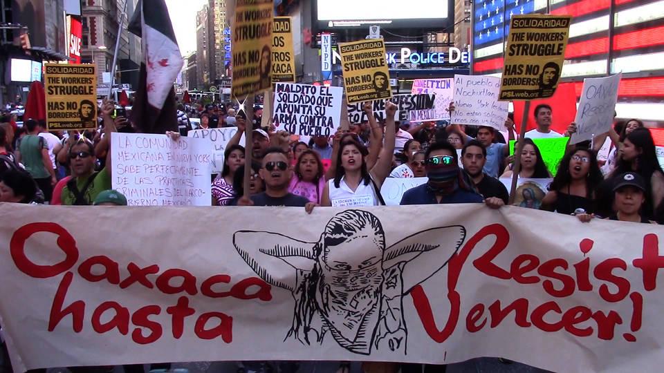 Oaxaca Resiste Hasta Vencer