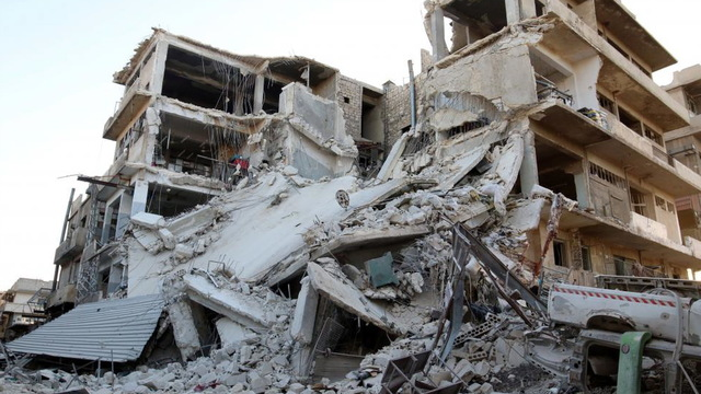 H02 aleppo destruction