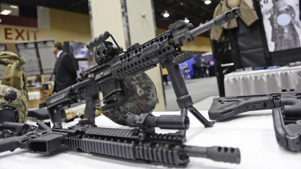 H assault rifle