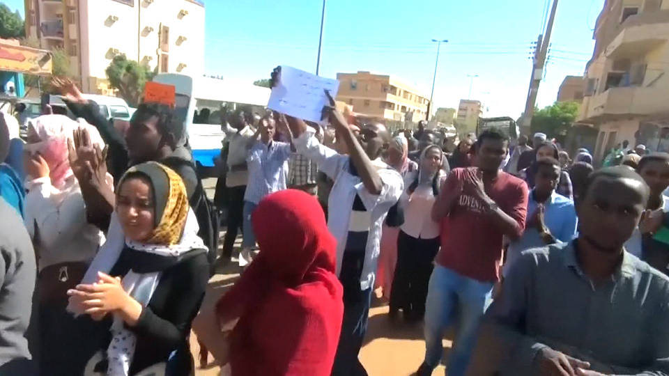 H8 sudan protests 2