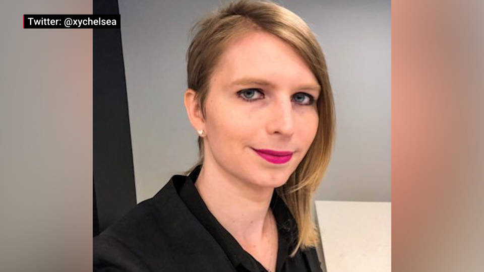 Chelsea Manning: Wikileaks source jailed for refusing to testify