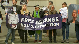 H10 assange wikileaks extradition hearing1