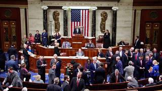 H3 war powers resolution limiting trump iran could pass senate