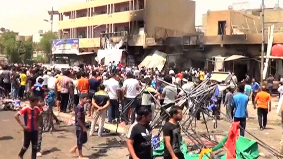 Hdlns1 iraq bombing