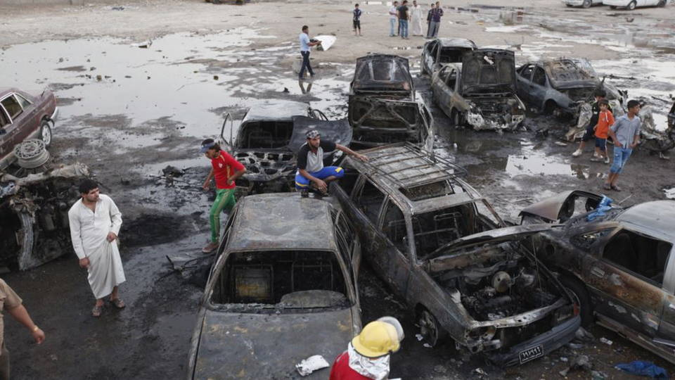 H03 baghdad bombing