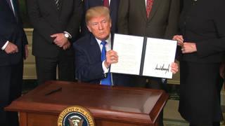 H2 trade war trump