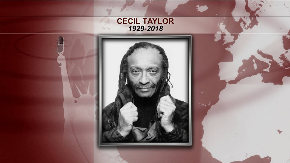 H14 cecil taylor jazz piano death obituary