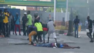 H7 haiti unrest