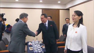 h11 north south korea thaw continues