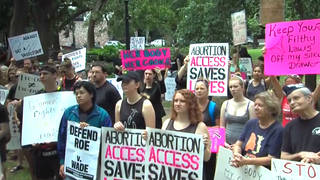 H9 alabama protesters pro choice abortion missouri