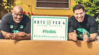 H9 florida law limiting voting ex felons yeson4 disenfranchisement re enfranchisement felony convictions